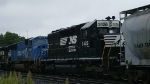 NS 19G with ALL EMD power SD70M-2 2660, GP40-2 3030, SD60I 6725 , and SD40-2 3426