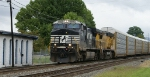 NS 11J with NS C40-9W 9937 & UP C41-8W at Macungie PA