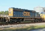 CSX 8858 on Q681