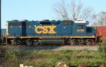 CSX 4316 local power