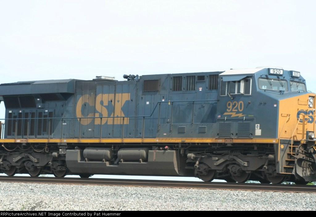 CSX 920