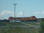 BNSF 1278 and 1288