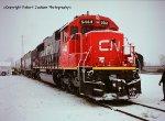 "CN/GTW ""Santa Train"""