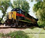 Iowa Interstate Train