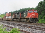 CN 2727 at Ingersoll