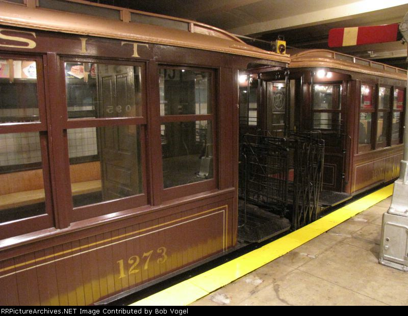 Brooklyn Union Elevated Gate Cars