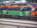 Tons of EMD Power in Storage