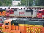 BNSF 8300