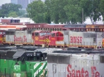 BNSF 8251