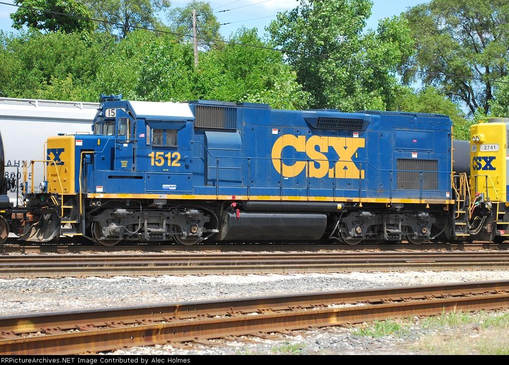 CSXT 1512