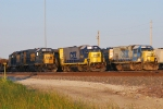 CSX Lineup
