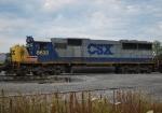 CSXT 8633