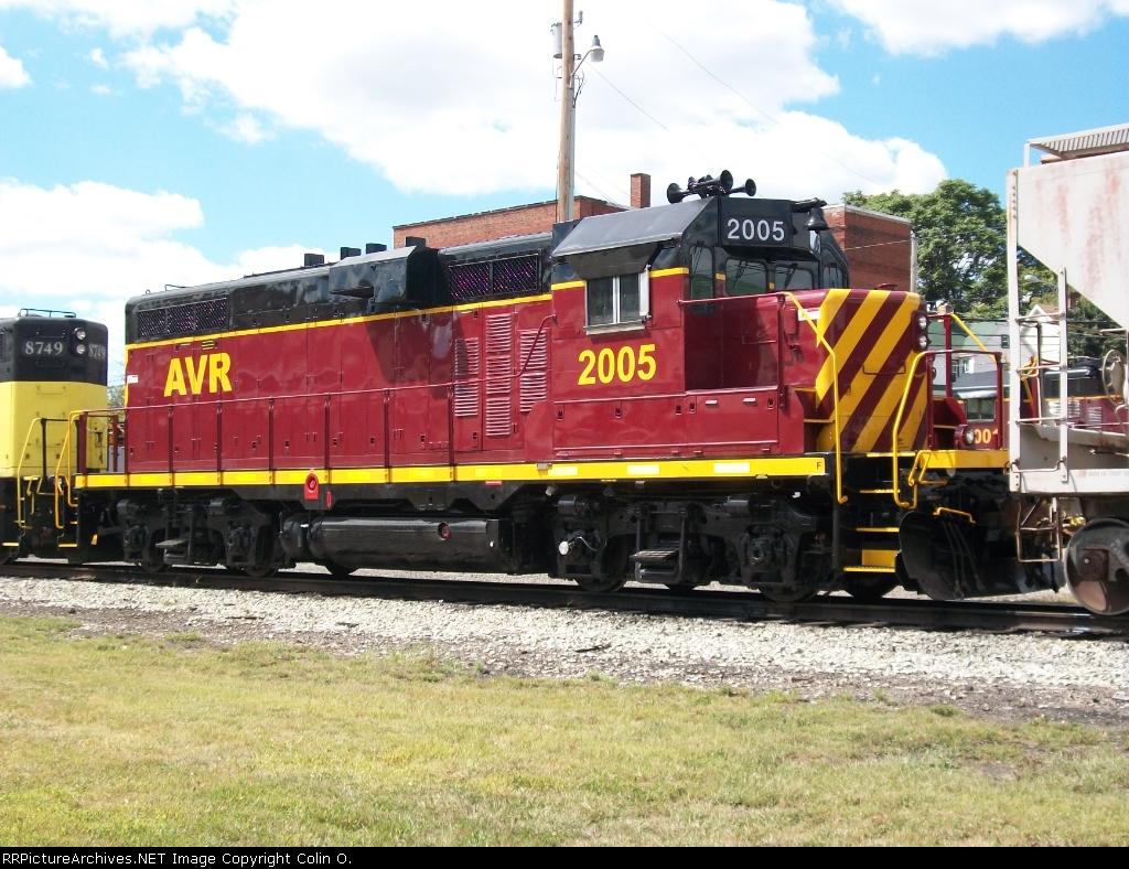 AVR 2005 in Fresh Paint