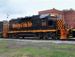 Wheeling & Lake Erie GP35-3 #111
