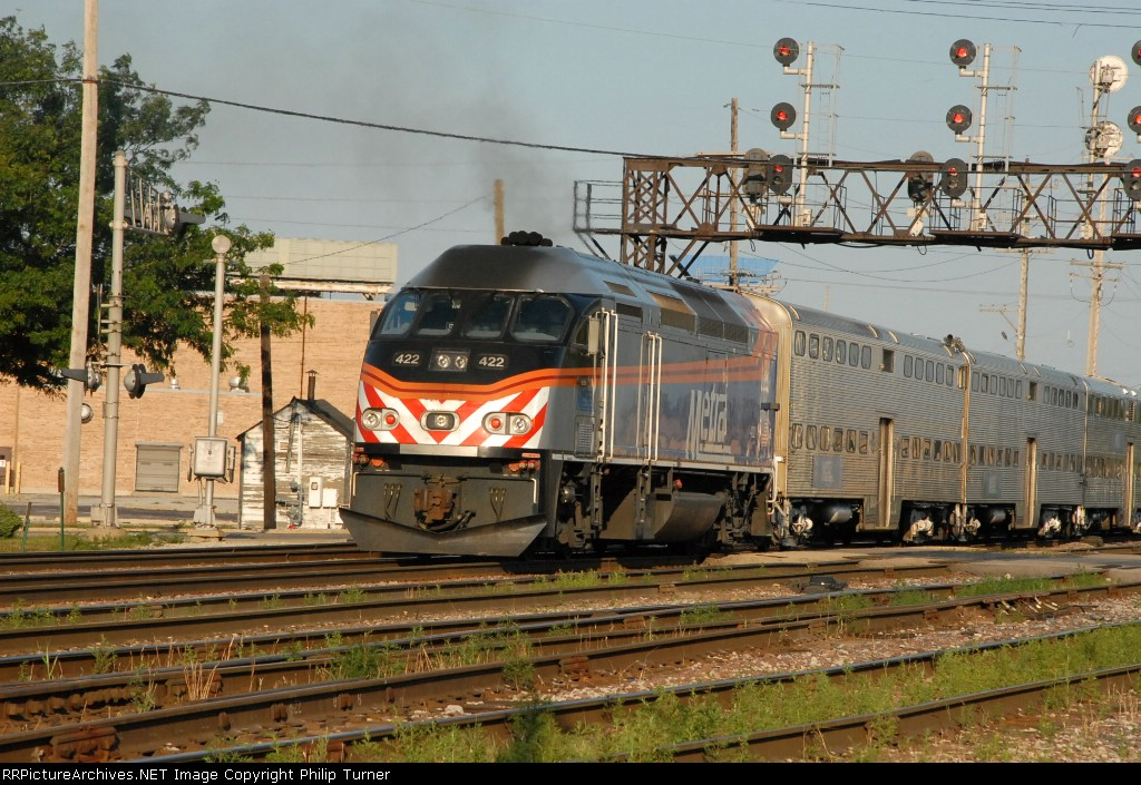 Metra Train#2720