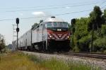Metra Train#2605