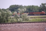 BNSF 6089 South Bound Freight