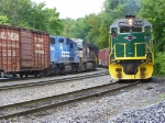 Reading and Northern and Norfolk Southern