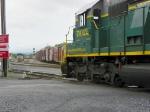 Canadia Pacific Yard, 3 railroads