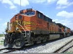 C44-9W BNSF number #5068