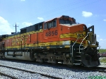 C44-9W BNSF number #4856