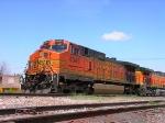 BNSF C44-9W 4546