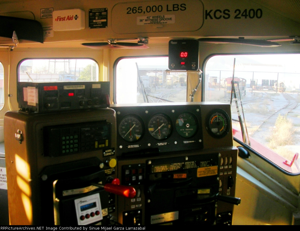 Kcsm #2400 - Engineer Controls