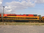 SD70ACe Kcsm #4083 (view long locomotive catch)