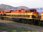 SD70ACe Kcsm number 4083