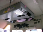 "SD22ECO Kcsm ""snoot nose"" #2651 Air Conditioned Incab"