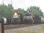 NS J1J (Left) and NS 380 (Right) meet at Nitro