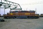 1216-34 DM&IR 210 seen at Proctor Yard & Shops Tour