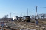 Afternoon at Dolton crossing