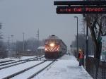 My train to Joliet.