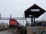 Homewood Illinois - Railfan park.