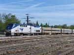 Homewood railroad day.s