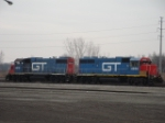 GTW 4918 and 4930