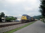 "CSX 1 ""Spirit of West Virginia"" West"