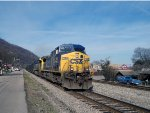 CSX 394 East