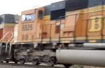 BNSF 8826