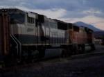 BNSF 9581