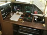 Cab of BNSF sd70MAC #1
