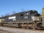 NS 2583, 3rd motor on the SB 15T