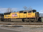 UP 4847 on the NB 38Q