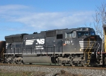NS 2617 on the NB 38Q