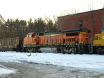P&W Loaded Coal Train at Nashua