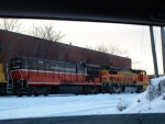 PW Loaded Coal Train at Nashua