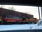 PW Loaded Coal Train at Nashua