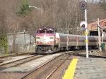 MBTA Fitchburg Bound Commuter