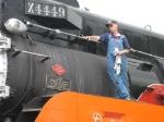 SP 4449 Crewman